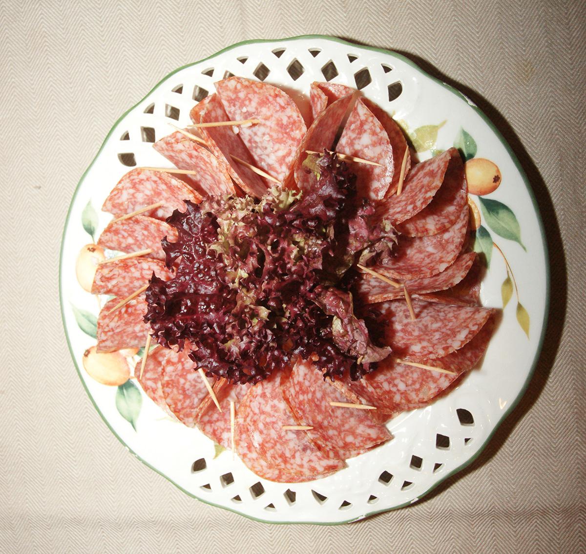 Σαλάμι Αέρος με Μαρμελάδα Πορτοκάλι – El Salam