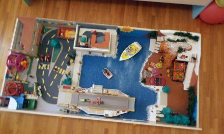 Μοντέρνος κόσμος Playmobil
