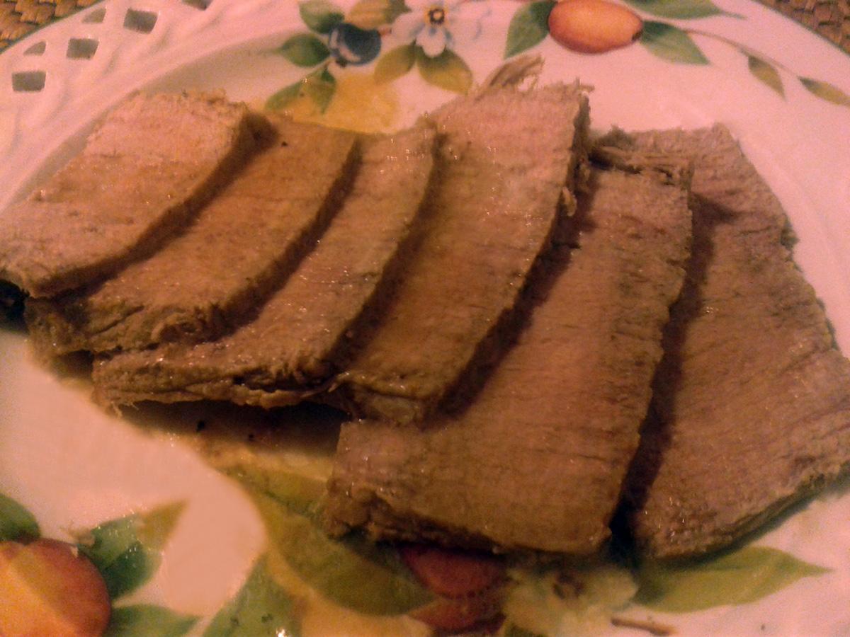 Μοσχαράκι Κατσαρόλας από την Μπρούνα
