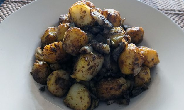 Πατάτες συνταγή από Βομβάη