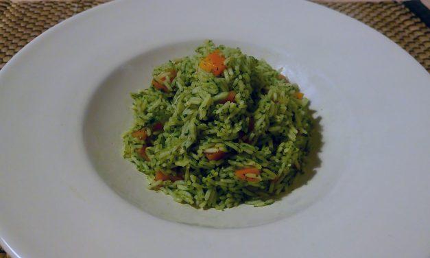 Πράσινο Περουβιανό ρύζι