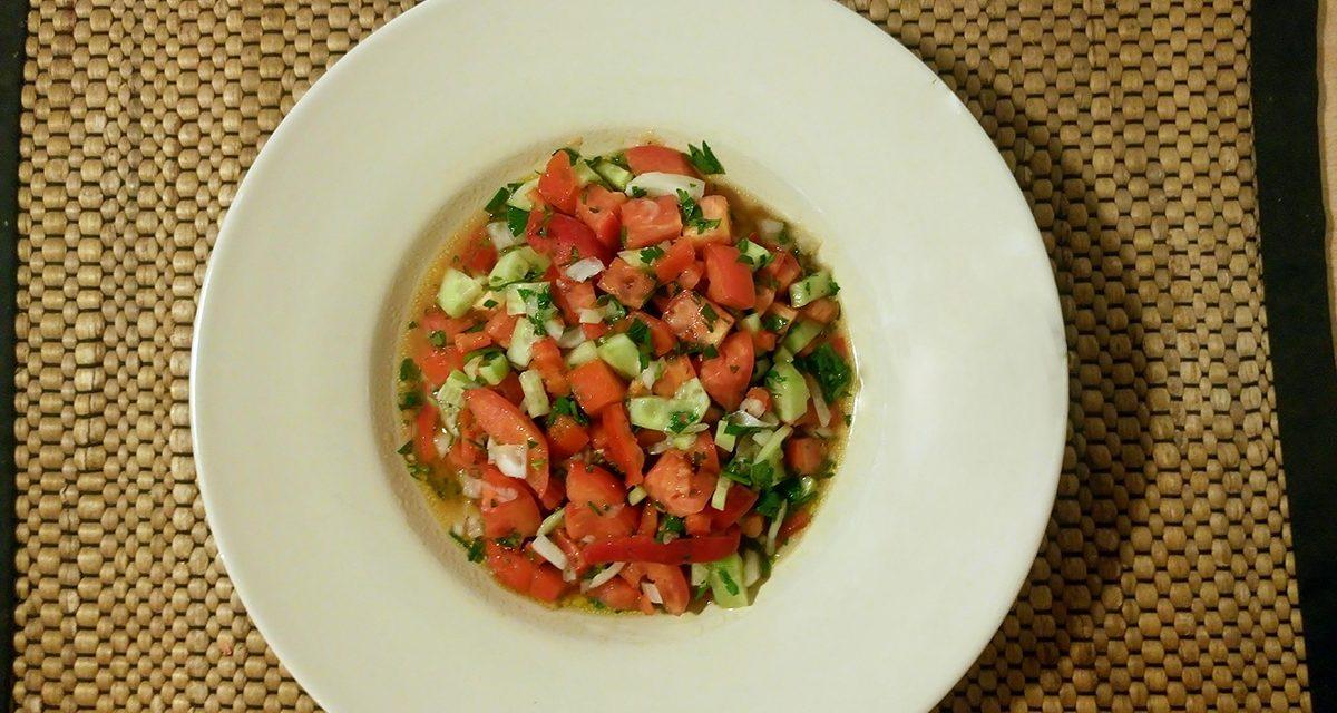Του τσοπάνη η σαλάτα