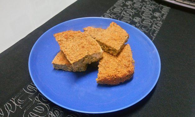 Τραχανόπιτα με ανθότυρο και άνηθο